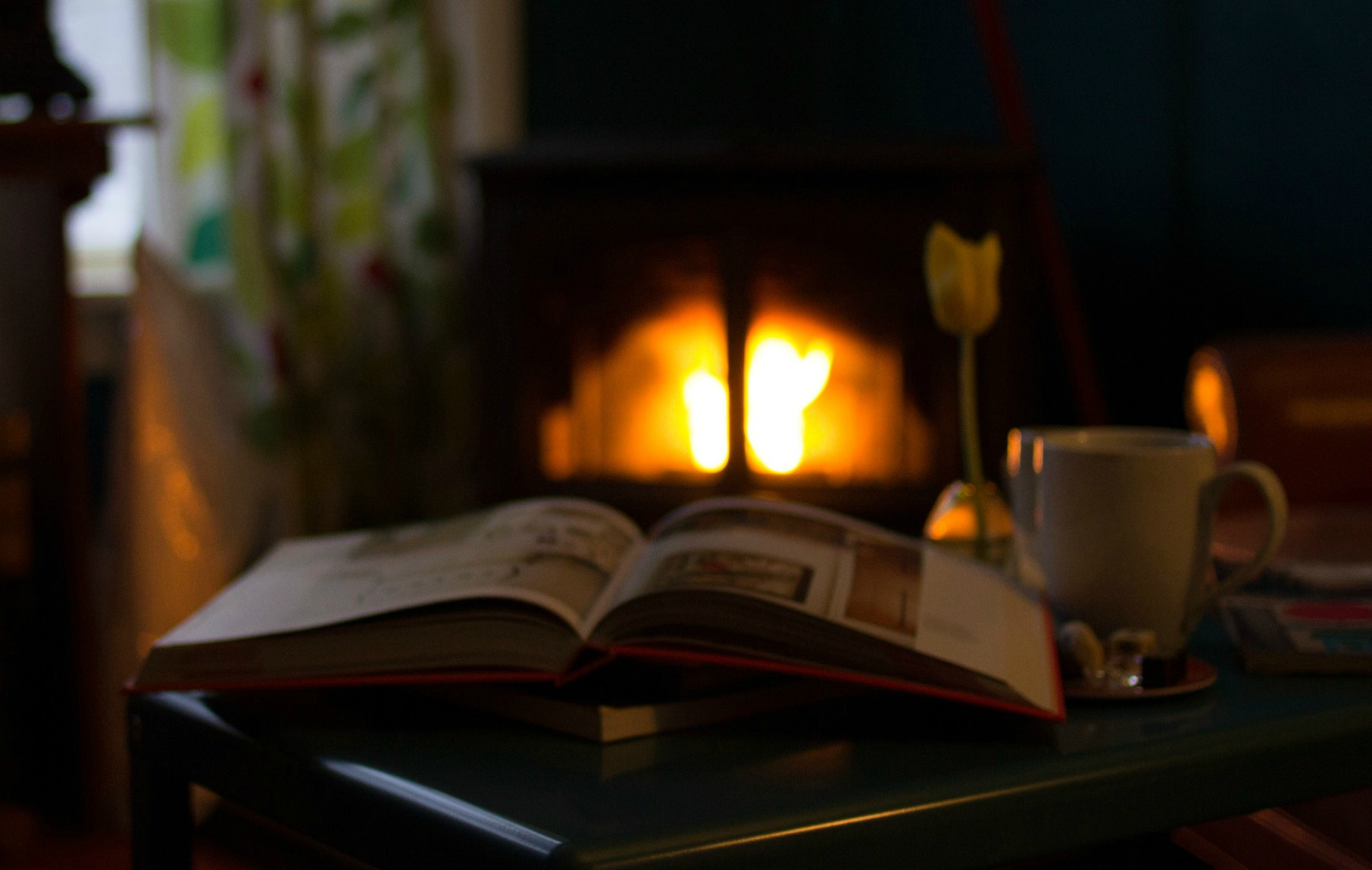 Bellingham Restaurants Cafes With Cozy Fireplaces
